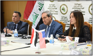 NIC Chairman… Iraqi Provinces are Fertile land for Investment Pics1-300x183
